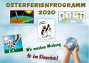 Osterferien 2020 - Für den Klimaschutz!